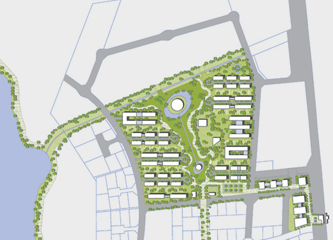 מקום ראשון בפרויקט אדריכלות לפארק