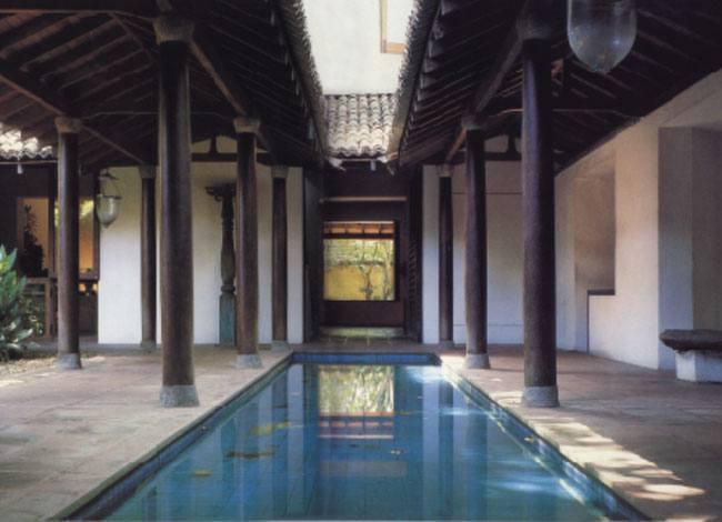 פרויקט אדריכלות בית פרטי בסרי לנקה
