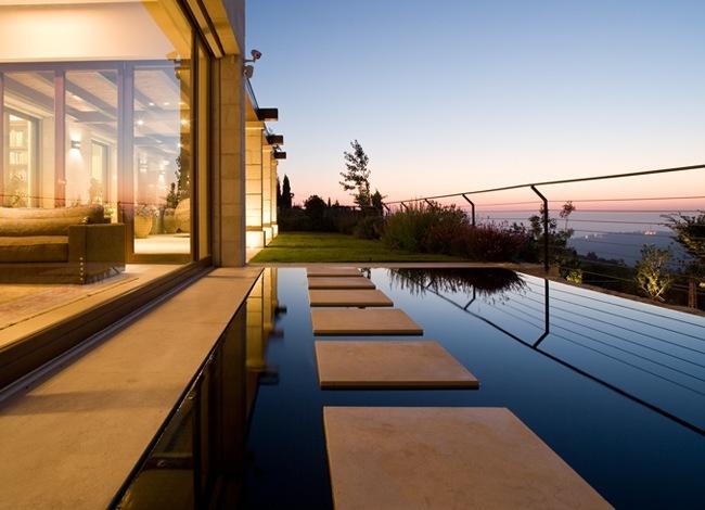 """תכנון בתים פרטיים ע""""י אדריכלי יוקרה"""