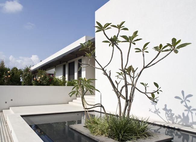 אדריכלות בית פרטי בשרון