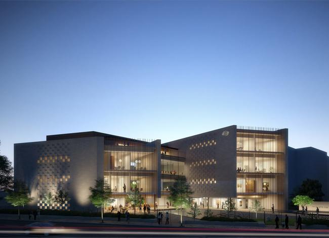 פרויקט אדריכלות בית הידידות