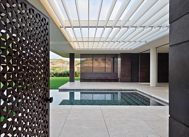 פרויקט אדריכלות בית פרטי מישור החוף