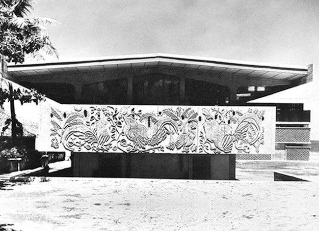 פרויקט אדריכלות למבני ציבור בסרי לנקה