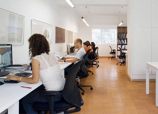 צוות משרדי אדריכלים בתל אביב