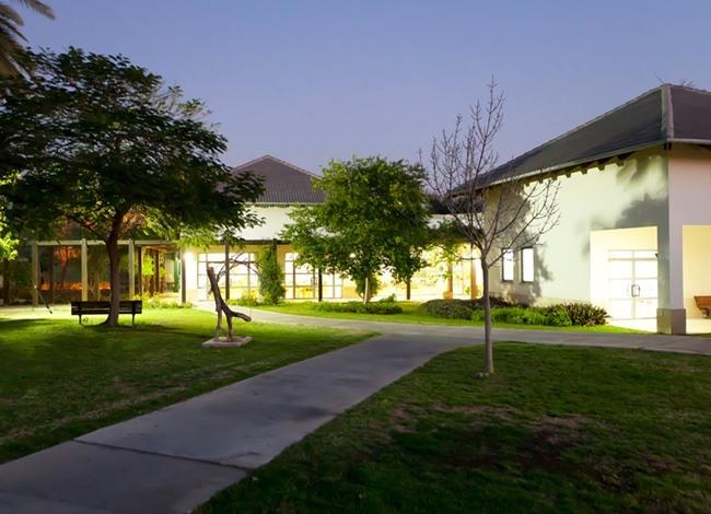 פרויקט אדריכלות לקמפוס חינוך