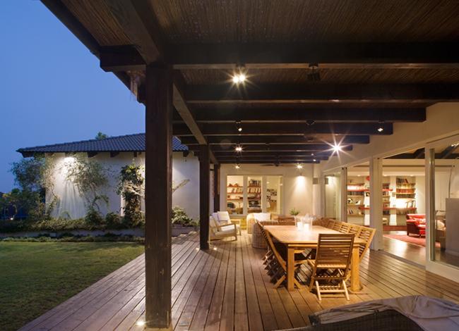 פרויקט אדריכלות בית פרטי כפר שמריהו