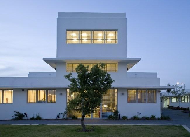 פרויקט אדריכלות מבנה המדפיס הממשלתי