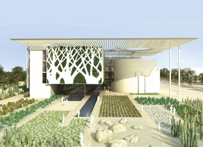 """אדריכלות למוזאון באוניברסיטת ת""""א"""