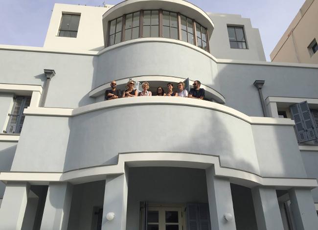 אדריכלות שימור מבנים רוטשילד 104