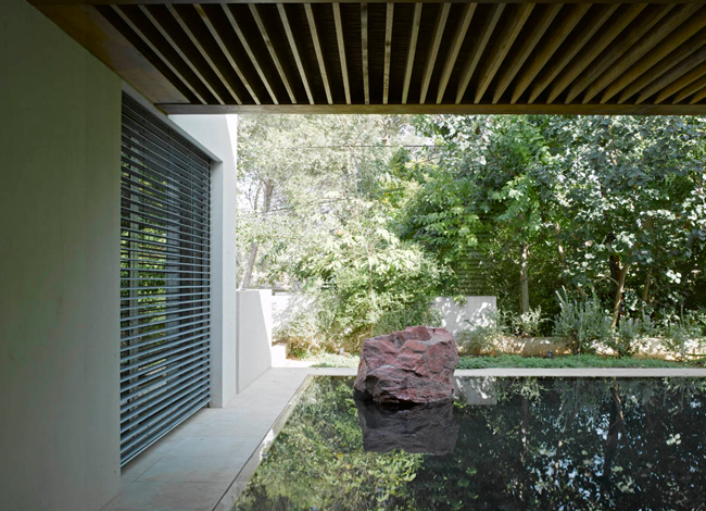 פרויקט אדריכלות בית פרטי בסביון