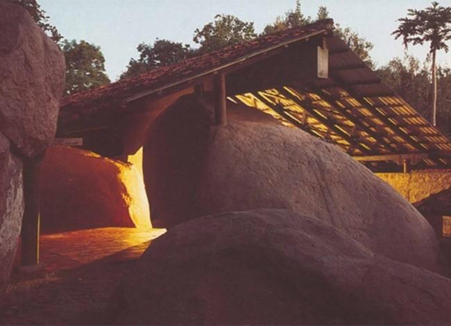פרויקט אדריכלות בסרי לנקה